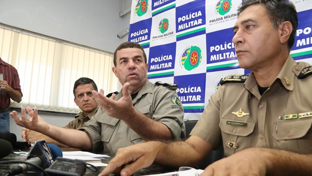 PM anuncia reforço de 10 mil policiais durante eleições neste domingo