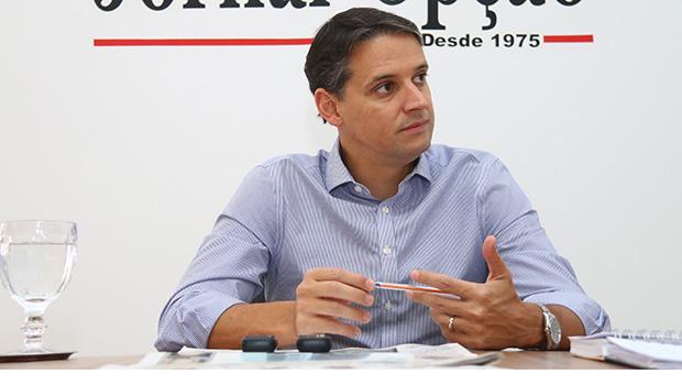 """""""O Brasil precisa de muitas reformas, mas uma de cada vez.  A primeira delas é a da Previdência"""""""