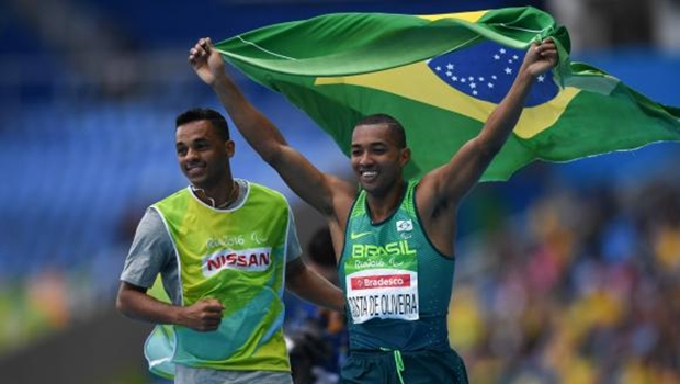 Rio 2016 marca o melhor desempenho do Brasil em Paralimpíadas