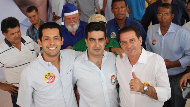PTN oficializa apoio à candidatura de Vanderlan Cardoso