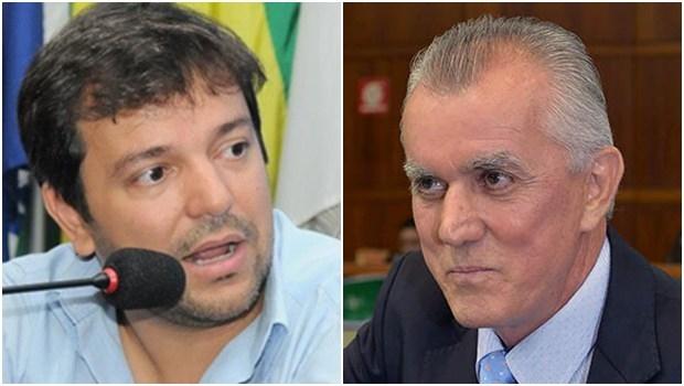 Vinicius Luz e Victor Priori: