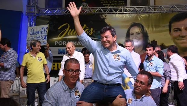 Vinicius Luz (PSDB) aparece a frente de Victor Priori em nova pesquisa Serpes | Foto: Divulgação / Facebook