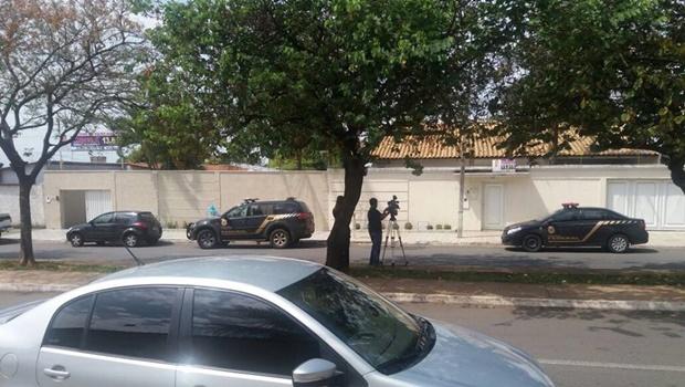 Polícia Federal faz busca e apreensão em casa de vereador de Aparecida