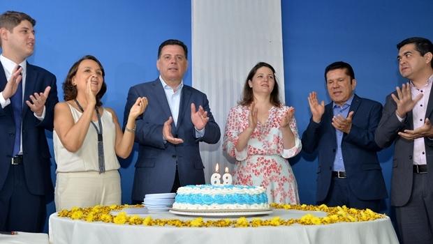 Comemoração 69 anos da OVG   Foto: Lailson Damasio