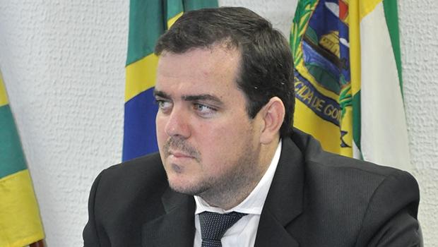 Gustavo Mendanha: o novo contra a velha política em Aparecida | Foto: Divulgação