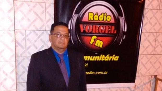 Jairo de Oliveira Silva: radialista assassinado por dois homens, em Salvador