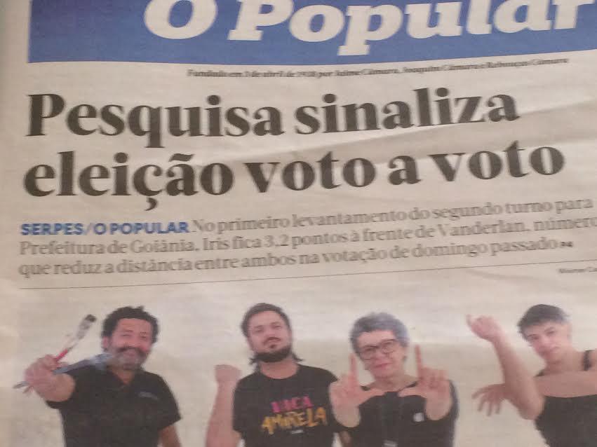 O Popular ignora que as ações do governo de Goiás