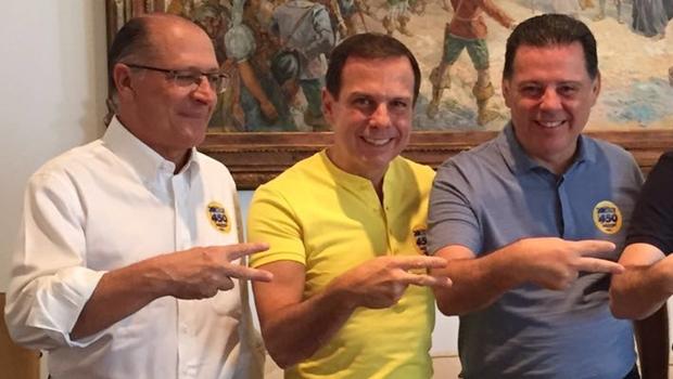 Marconi Perillo trabalha para apaziguar Alckmin e João Doria