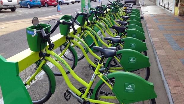 Paulo Garcia assina autorização para serviço de bicicletas públicas compartilhadas em Goiânia
