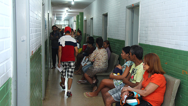 Secretaria Municipal de Saúde suspende fornecimento de alimentação a pacientes