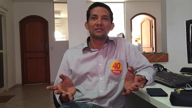 Em entrevista, Darlan defendeu que Vanderlan está pronto para debates | Foto: Alexandre Parrode / Jornal Opção