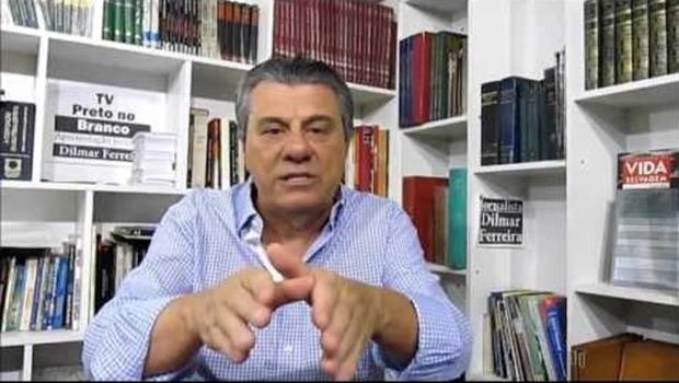Dono de jornal de Anápolis é detido após busca e apreensão da Polícia Federal