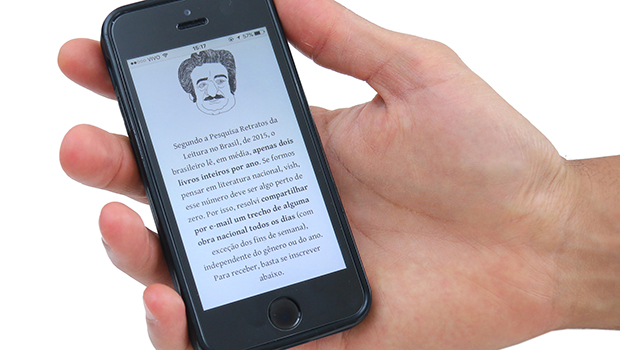 Leia Brasileiros, uma plataforma de produção literária ao alcance de todos