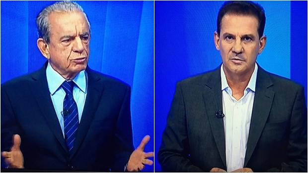 Os favoritos Iris Rezende e Vanderlan Cardoso podem não disputar Prefeitura de Goiânia