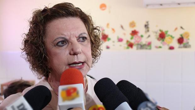 É tido como certo que em 2018 Lúcia Vânia vai disputar mandato fora da base do governador Marconi