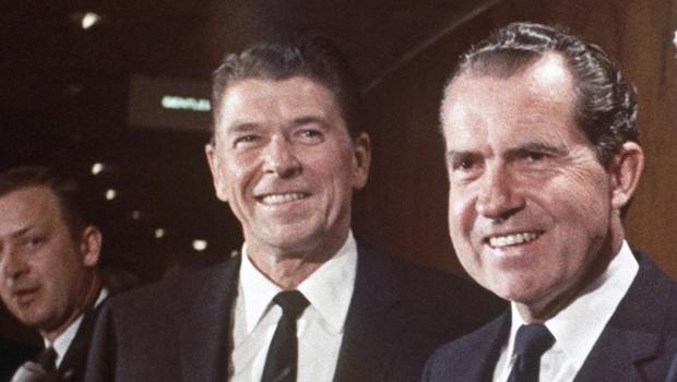 Ronald Reagan tentou se filiar ao Partido Comunista e pertenceu ao Partido Democrata