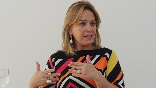 Lêda Borges deixa secretaria do governo | Foto: Fernando Leite