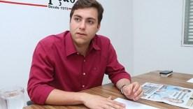 Lucas Kitão (PSL) defende que novos parlamentares poder retomar a credibilidade da Casa