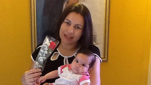 Em relato emocionante, repórter da TV Record fala sobre morte de filha