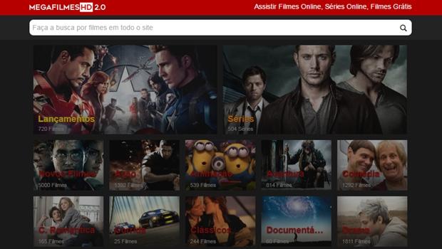 Polícia Federal deflagra operação contra sites ilegais de filmes