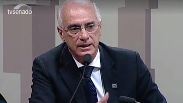 """No Senado, reitor da UFG afirma que PEC 241 deixará país """"injusto, carente e desigual"""""""