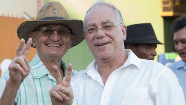 Paulo do Vale foi eleito prefeito de Rio Verde neste domingo | Foto: Reprodução / Facebook