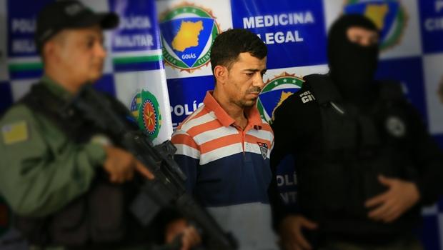 Suspeito, conhecido como vovô, está envolvido a explosão de agência na Praça Tamandaré | Foto: Wildes Barbosa