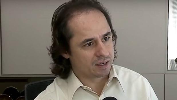 Psicólogo forense Leonardo Faria | Reprodução/TV Serra Dourada
