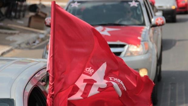 Sindicatos vencem eleição no PT