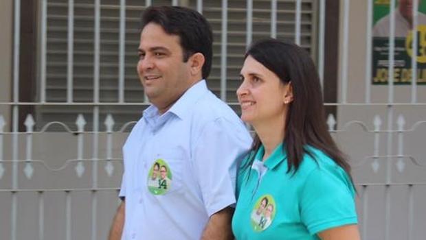 """Roberto do Órion vota em Anápolis: """"Estamos tranquilos e confiantes"""""""