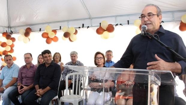 Jânio Darrot ressalta equilíbrio financeiro em inauguração da nova sede do Trindade Prev