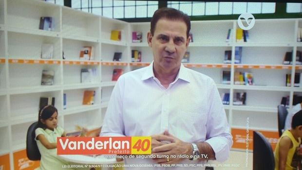 Vanderlan apresentou sua trajetória pessoal e política