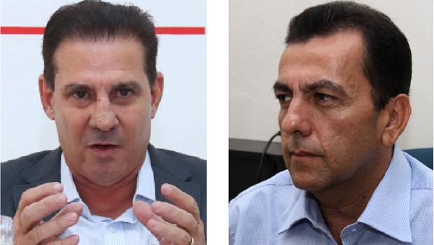 Vanderlan Cardoso diz que sua mulher não vai disputar a Prefeitura de Senador Canedo