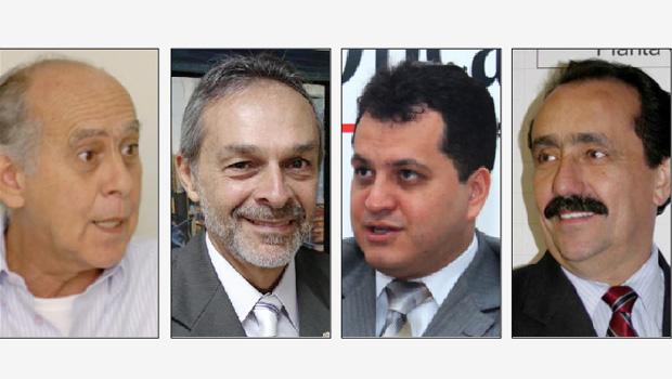 Lista dos mais cotados para o primeiro escalão da gestão de Iris Rezende na Prefeitura de Goiânia