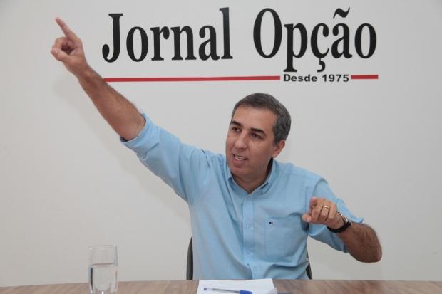 Base aliada marconista tem no vice-governador o nome mais articulado para a sucessão em 2018 | Foto: Fernando Leite/ Jornal Opção
