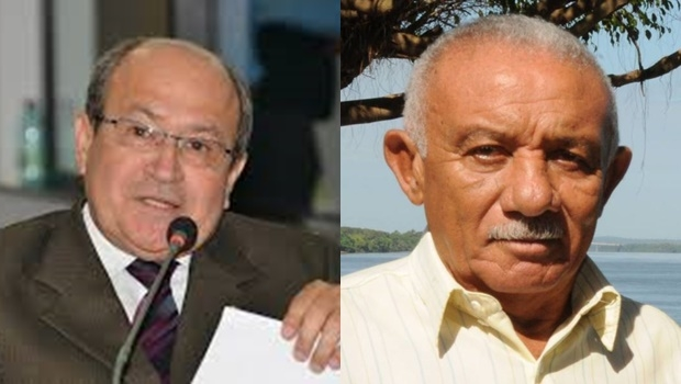 | Fotos: Câmara Municipal de Araguatins (Rocha) e Secom Araguatins (Lindomar)