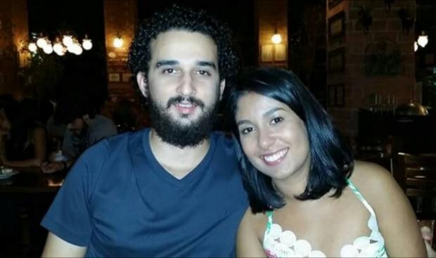 Mariana Felipe saiu pela primeira vez com alguém do Tinder quando conheceu Pedro Henrique. Deu namoro | Fotos: Arquivo Pessoal