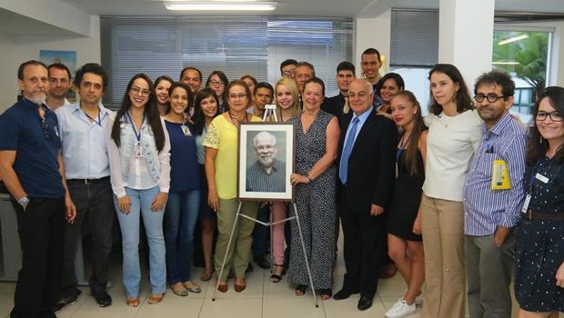 Assembleia Legislativa homenageia fundador do Jornal Opção