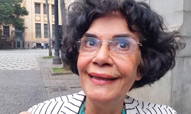 Marilena Chaui: professora da USP e especialista na obra de Espinosa