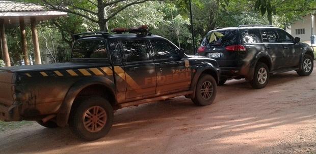 Operação da PF faz buscas de documentos e objetos na casa do prefeito Carlos Amastha