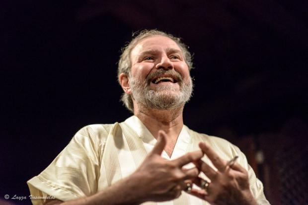 Renato Lucas: diretor da peça O Significante Reencontro de 5 Poetas | Foto: de seu Facebook