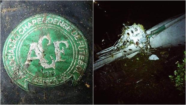 Autoridades confirmam 76 mortes em acidente com avião da Chapecoense