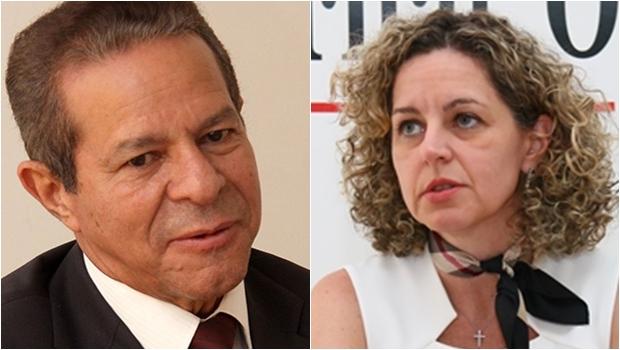 Simão Cirineu e Ana Carla são os principais responsáveis por Goiás estar melhor do que outros Estados