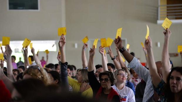Greve na UFG é rejeitada por 73,8% dos professores