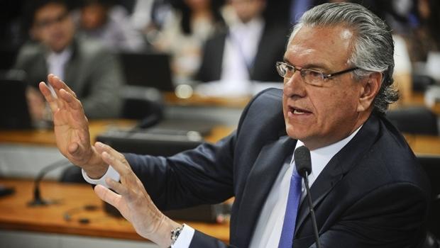 Senador Ronaldo Caiado | Foto: Marcos Oliveira / Agência Senado