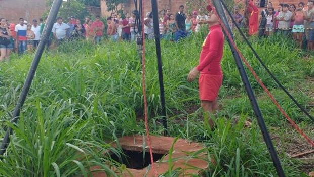 Corpo de homem é encontrado em cisterna no interior de Goiás