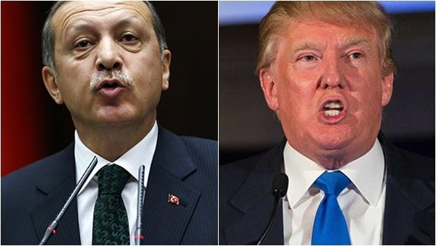 "Presidente turco Recep Taypé Erdogan considera Trump parceiro ideológico; Presidente eleito dos Estados Unidos, Donald Trump: ""Precisamos de aliados"" | Fotos: REUTERS/Umit Bektas"