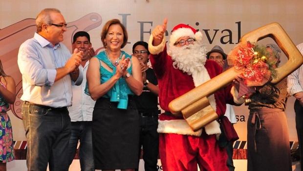 Prefeitura de Trindade anuncia abertura do Festival Gastronômico
