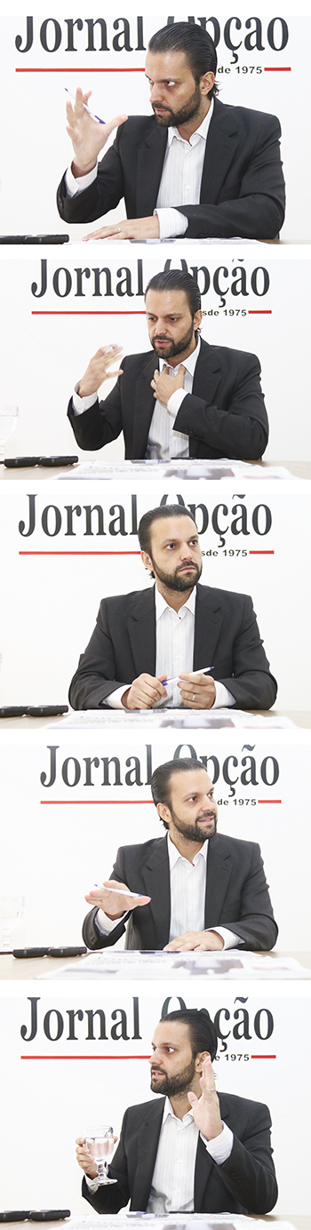 Fotos: Fernando Leite / Jornal Opção
