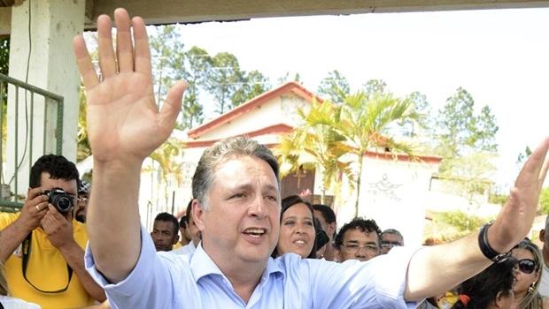 Garotinho durante a campanha de 2014 | Foto: Inacio Teixeira/Coperphoto